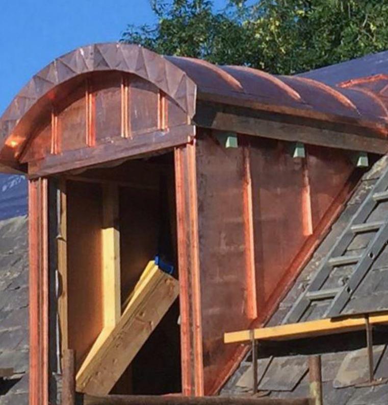 Mark Copper Roofing Ltd